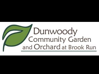 dunwoody community garden and orchard logo